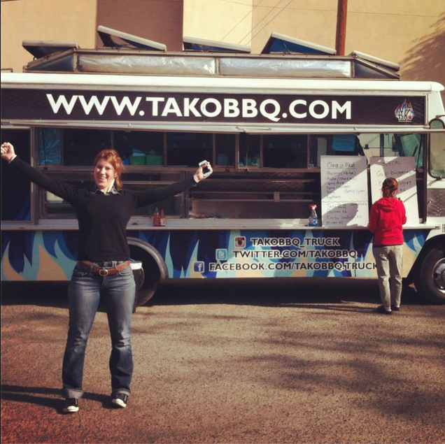 How to be a small business success: taKo BBQ